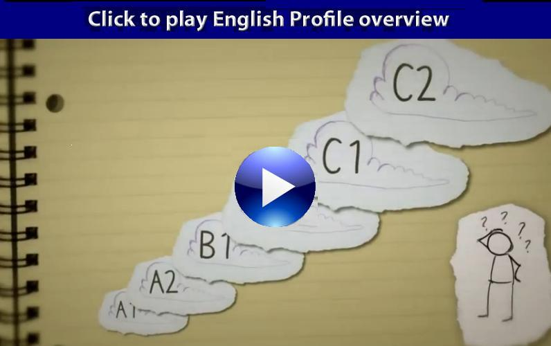 English Profile video